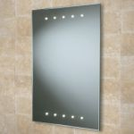 Hib Duna LED Illuminated Bathroom Mirror